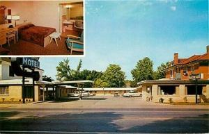 AR, Fayetteville, Arkansas, Town House Motel, Multi View, Dexter No. 27693-B
