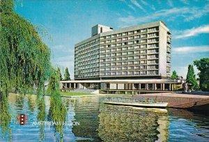 Netherlands Amsterdam Hilton Hotel