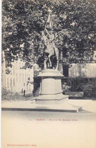 Statue De Jeanne D'Arc, NANCY (Meurthe et Moselle), France, 1900-1910s