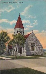 Kansas Fort Riley Chapel