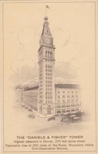 The Daniels & Fisher Tower,Denver,Colorado,00-10s
