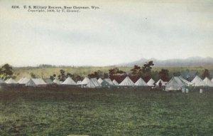 CHEYENNE , Wyoming , 00-10s ; U.S. Military Reserve