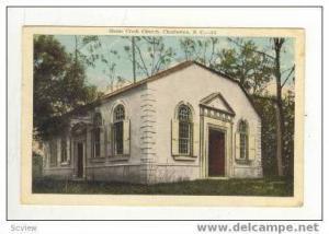 Goose Creek Church, Charleston, South Carolina, 1922