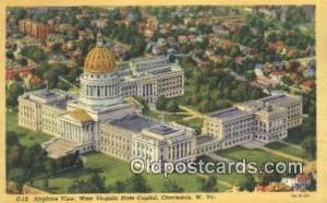 Charleston, West Virginia, WV State Capital, Capitals Postcard Post Card USA ...