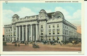 Chicago, Ill., Northwestern Passenger Station