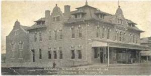 HERSHEY Y.M.C.A. & Gymn, Hershey Cholate Co., Hershey, Pennsylvania, 00-10s