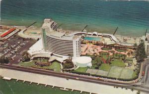 Miami Beach, Florida , PU-1958 ; Fontainebleau Hotel