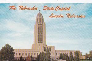 Nebraska Lincoln State Capitol