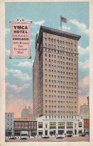 CHICAGO, Illinois, 1900-1910's; YMCA Hotel