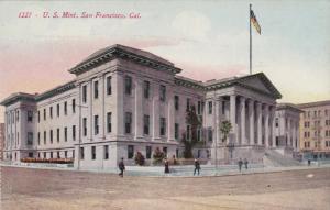 U. S. Mint, SAN FRANCISCO, California, 1900-1910s