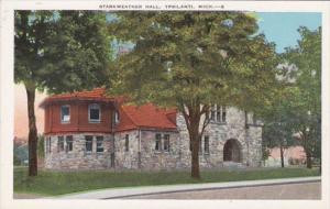 Michigan Ypsilanti Starkweather Hall