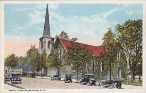 North Carolina Raleigh Christ Church Curteich