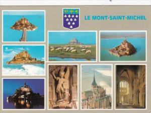 France Le Mont Saint Michel Multi View