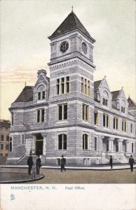 TUCK #5595; MANCHESTER, New Hampshire; Post Office, 00-10s