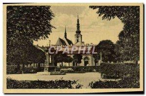 Old Postcard Prostejov