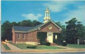 Westminster Presbyterian Church, Rehoboth Beach, Delaware, 40-60s