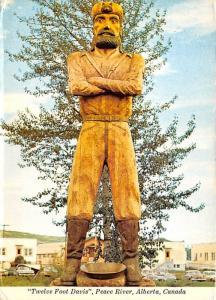 Twelve Foot Davis - Alberta, Canada