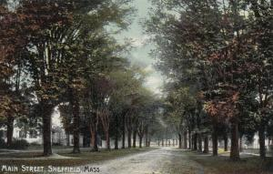 SHEFFIELD , Massachusetts , 00-10s ; Main Street
