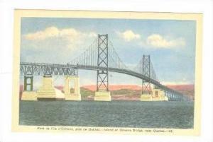 Island of Orleans Bridge,Quebec,Canada,10-2 0s