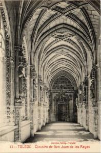 CPA Toledo Claustro de San Juan de los Reyes SPAIN (743822)