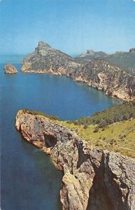 Spain Mallorca Baleares Espana Pollensa Es Colomeret Camino de Formentor