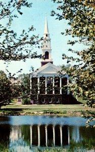 Massachusetts Norton Cole Memorial Chapel Wheaton College