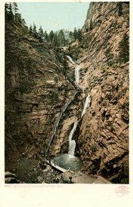 CO - Cheyenne Canyon, Seven Falls