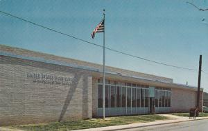 Post Office , ALAMOGORDO , New Mexico , 50-60s