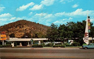 California Yreka Ben-Ber Motel 1971