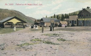 TOLLAND on the Moffit Road , Colorado , 1900-10s