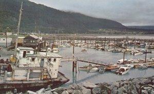 SEWARD , Alaska , 50-60s ; Harbor