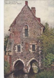 CANTERBURY, The Greyfriars House, Kent, United Kingdom, 00-10s