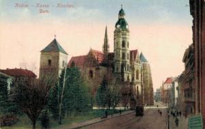 Czech Republic Košice Kassa Kaschau Dom 02.46