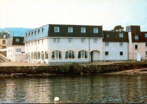 Scotland Isle Of Sky Broadford Dunollie Hotel