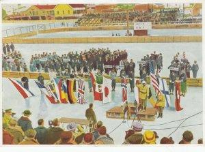 Album Nr. 6: Olympia 1932; Bild Nr. 186 & 66, Parade & Women's Hurdle Race