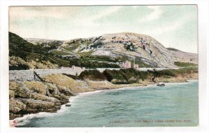 LLANDUDNO, Wales, 1900-1910´s; The Great Orme From The Pier