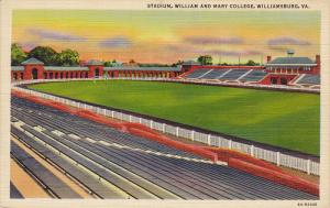 Stadium, William and Mary College, Williamsburg, Virginia, 30-40s