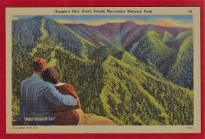 HUGGIN'S HELL, GREAT SMOKY MOUNTAINS NATIONAL PARK  SEE SCAN  PC62