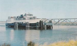 Fort Fisher,Southport Ferry, Southport,North Carolina,40-60s