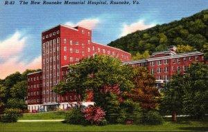 Virginia Roanoke New Memorial Hospital