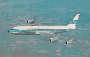 Kuwait Airways Corporation Boeing 707-320, 1960s