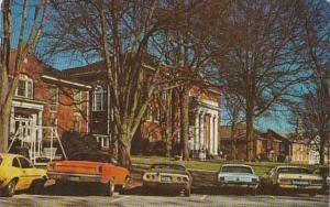 South Carolina Anderson Campus Scene Anderson College