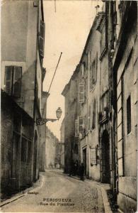 CPA PÉRIGUEUX-Rue du Plantier (233582)