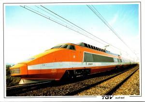 TGV Sud-Est Bullet Train France