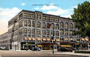 Ohio Findlay Phoenix Hotel