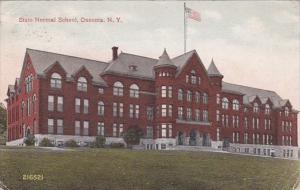 New York Oneonta State Normal School 1909