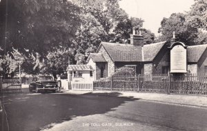 RP; LONDON, England, PU-1969; The Toll Gate, Dulwich