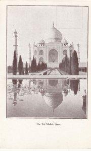 AGRA , India , 00-10s ; The Taj Mahal