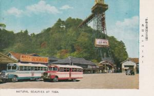 JAPAN, 40-60s; Buses at TOBA