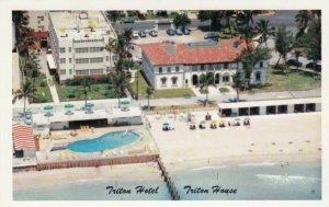 MIAMI BEACH , Florida , 1930-40s ; Triton Hotel